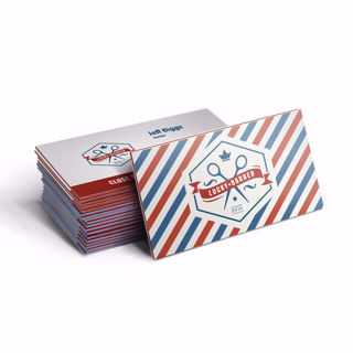 "custom premium 3 1/2"" by 2"" sandwich business card"