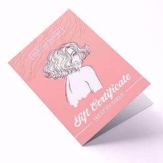 "8.5"" x 5.5"" wholesale custom greeting cards"