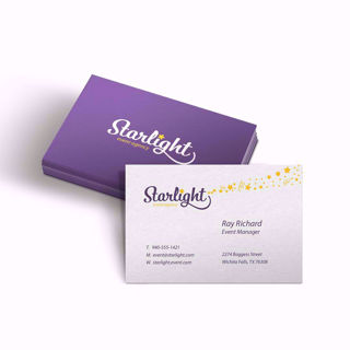 3.35 in x 2.16 in wholesale european business cards