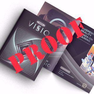 Imagen de Wholesale 8.5 x 11 CONTENT PROOF Booklet