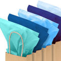 Picture of Tissue Paper 4 sizes for every need.  Your Pre-made Designs, your gifts, your statement.