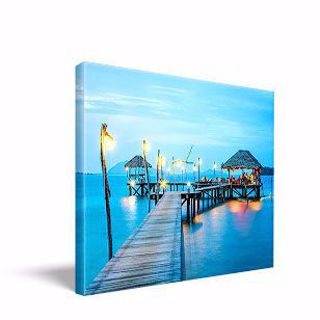 Picture of 22 inch x 28 inch Canvas Print 1.25