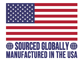 manufactured USA